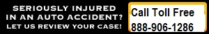 Phone Number for specializing in car & truck injury accidents